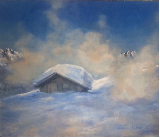 Schneeduft