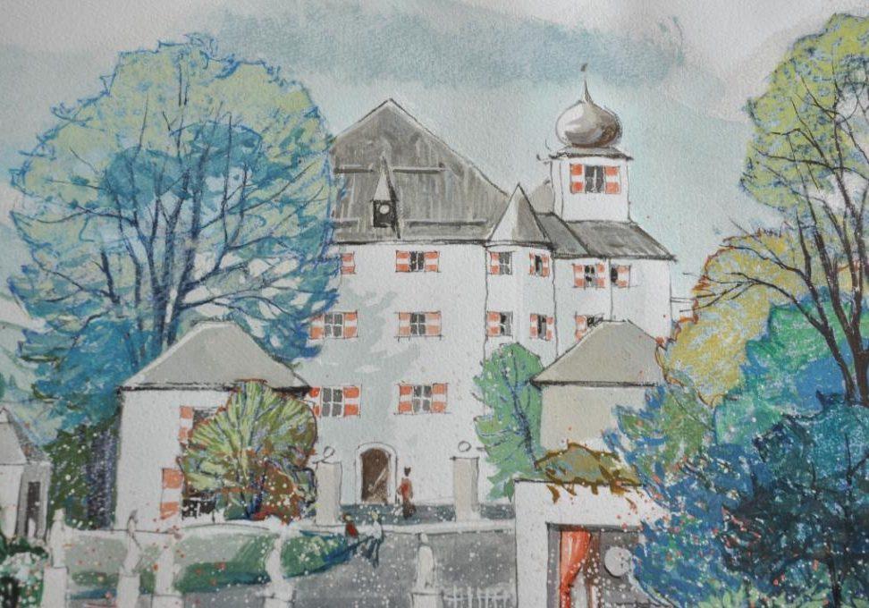 Schloss-Kaps-Kitzbühel